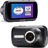 Nextbase 322GW – Autokamera Dashcam Auto – Full 1080p/30fps HD Aufzeichnung - 140° Weitwinkel SOS–Notruffunktion G-Sensor GPS Bluetooth 4.2 Parküberwachung WiFi