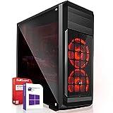 High-End Gaming PC|AMD Ryzen 5 3600 6x4.2GHz|Marken Board|16 GB DDR4 3200 MHz|Nvidia GeForce RTX 3060 12GB GDDR6|256GB SSD + 1000GB HDD|Windows 10 Pro|WLAN|3 Jahre Garantie