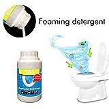 350G WC Waschbecken Reiniger WC Schaum Reiniger Pulver Toilet Cleaner Frische Rohr Power Pulver Für Starke Reinigung Dredge Deodorization