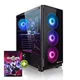 Megaport High End Gaming PC AMD Ryzen 7 3700X 8 x 4.40 Turbo • Nvidia GeForce RTX 3060 12GB • Windows 10 • 1TB M.2 SSD • 16GB 3000 MHz DDR4 • WLAN Gamer pc Computer Gaming Computer