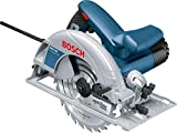 Bosch Professional Handkreissge GKS 190 (1400 Watt, Kreissgeblatt: 190 mm, Schnitttiefe: 70 mm, in Karton)