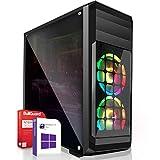 High-End Gaming PC|AMD Ryzen 7 3700X 8x4.4GHz|Marken Board|16 GB DDR4 3200 MHz|Nvidia GeForce RTX 3060 12GB GDDR6|256GB SSD|ohne Laufwerk|Windows 10 Pro|WLAN|3 Jahre Garantie