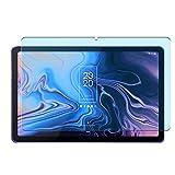 Vaxson 2 Stück Anti Blaulicht Schutzfolie, kompatibel mit HUAWEI MatePad T 10 9.7' 2020 t10, Displayschutzfolie Bildschirmschutz [nicht Panzerglas] Anti Blue Light