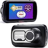 Nextbase 522GW – Autokamera Dashcam Auto - Full 1440p/30fps HD Aufzeichnung - Nachtsicht WiFi Polarisationsfilter Integriert SOS-Notruffunktion 140° Weitwinkel GPS Bluetooth Parküberwachung G-Sensor