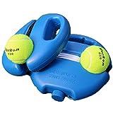 CHRONSTYLE Tennisball Return Trainer Solo Rebound Tennis Baseboard mit Schnurund 1 Trainingsball für Anfänger Kinder Erwachsene, Self Tennis-trainingsgeräte (Rundheit, Einheitsgröße)