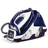 Tefal GV8977 Pro X-Pert Plus Dampfbgelstation 2.400W, Bgelstation, Dampfsto 450 g/min, Automatische Abschaltung vom Dampf-Bgeleisen, lila/wei