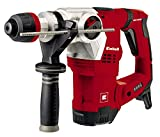 Einhell Bohrhammer TE-RH 32 E (1250 W, 5 J, Bohrleistung  32 mm, SDS-Plus-Aufnahme, Metall-Tiefenanschlag, Vibrationsdmpfung mit Andruckanzeige, Koffer)