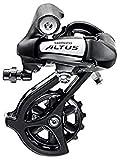 SHIMANO Altus RD-M310 Schaltwerk 7/8-fach kurz schwarz 2016 Mountainbike