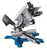 scheppach Kappsäge HM100T - 1800 Watt | Sägeblatt-Ø254mm | Schnittbreite 110mm | Schnitthöhe 70mm | Sägeblatt mit 60 Zähnen