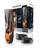 Rowenta Tn-9300 Haarschneidemaschine Schwarz/Orange