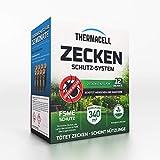 Thermacell Zeckenschutzsystem 8er Pack - Zeckenschutz - inklusive Rasch Mückenfreipapier