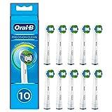Oral-B Precision Clean Aufsteckbürsten mit CleanMaximiser-Borsten für eine optimale Reinigung, 10Stück