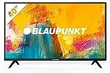 Blaupunkt BS40F2012NEB Smart TV 100 cm (40 Zoll) Full HD Fernseher (HDMI, Triple Tuner, USB 2.0) [Modelljahr 2020]