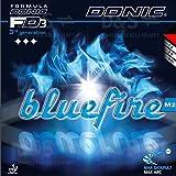 Tischtennis Belägen Donic Bluefire M2, 2,00mm, schwarz