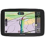 TomTom Navigationsgerät Via 62 (6 Zoll, Stauvermeidung dank TomTom Traffic, Karten-Updates Europa, Freisprechen, Sprachsteuerung, Fahrspurassistent)