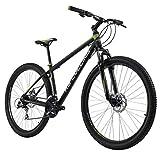 KS Cycling Mountainbike Hardtail 29'' Xceed schwarz-grün RH 50 cm
