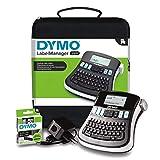 DYMO LabelManager 210D Beschriftungsgerät im Koffer | Etikettiergerät mit QWERTZ Tastatur & großem Grafikdisplay | Einfache Textbearbeitung