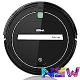AIIBOT Saugroboter 4-Stufen-Reinigungssystem, leistungsstarke Absaugung, reinigt alle Hartbden und Teppich, leise, hervorragend fr Tierhaare (T289-black)