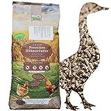 DuckGold Enten- & Gänsekorn 25kg - Entenfutter Gänsefutter Wassergeflügelkorn Pellets