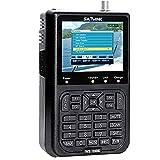 WS6906 sat finde Digital Satellite Finder 3,5 Zoll LCD Anzeigedaten Sat Messgeräte mit Satellitenerkennung DVB-S