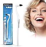 Zahnfleck Radiergummi, Zahnsteinentferner Polierer Zahnreinigung Zahnaufhellung Interdental Pick Mundhygiene | Weiß_001