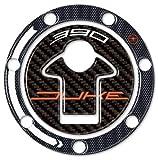 TANKKAPPENSCHUTZ in 3D-Gel, kompatibel mit Moto KTM 390 Duke 2017-2020