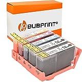 Bubprint Kompatibel Druckerpatronen als Ersatz für HP 364XL für DeskJet D5460 PhotoSmart 7510 7520 e-All-in-One B8550 C5324 C5380 C6324 C6380 Premium C309g C310a C410 C410b Fax C309a 5er-Pack