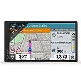 """Garmin DriveSmart 55 MT-S EU – Navigationsgerät mit 5,5"""" (14 cm) Farbdisplay, vorinstallierten 3D-Karten für Europa (46 Länder), Live Traffic via Garmin Drive App, Sprachsteuerung & Fahrerassistenz"""