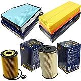 SCT Germany Inspektions Set Inspektionspaket Luftfilter Ölfilter Innenraumfilter Kraftstofffilter