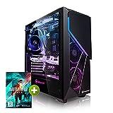 Megaport Gaming PC Intel Core i9 11900F 8X 2.50-5.20GHz • Nvidia GeForce RTX 3070 8GB • Windows 10 • 2TB M.2 SSD • 32GB DDR4 3200 RGB • WLAN Gamer pc Computer Gaming Computer