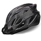 iWUNTONG Fahrradhelm für Erwachsene, CE-zertifizierter Fahrradhelm, spezialisiert für Herren mit abnehmbarem Visier, Fahrradhelm für Rennräder mit Einstellbarer Größe