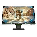 HP X27i Gaming Monitor - 27 Zoll Bildschirm, QHD 2560 x 1440, IPS Display, AMD FreeSync Premium, HDMI, DisplayPort, VESA Mount 100 x 100mm, 4ms Reaktionszeit, höhenverstellbar) schwarz