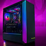 GameMachines Gemini - RGB Gaming PC - Wasserkühlung- Intel® Core™ i7 11700F - NVIDIA GeForce RTX 3060 Ti - 500GB SSD - 2TB Festplatte - 16GB DDR4 - WLAN - Win 10 Pro