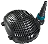 AquaForte Filter-/Teichpumpe EC-8000 8m/h, Frderhhe 4,5m, 50Watt