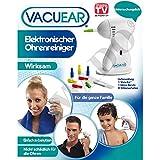 Vacu Ear® Elektronische Ohrenreiniger - Original Produkt aus TV-WERBUNG