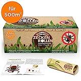 Ixogon Zeckenrollen - Mittel gegen Zecken im Garten