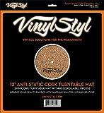 Vinyl Styl™ Antistatische Matte für Plattenspieler, 30,5 cm (12 Zoll)