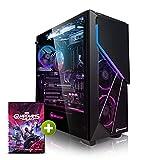 Megaport High End Gaming PC AMD Ryzen 5 5600X 6X 3.7 GHz • Nvidia GeForce RTX 3060 12GB • Windows 10 • 500GB M.2 SSD • 2TB Toshiba • 16GB 3000 MHz DDR4 • WLAN