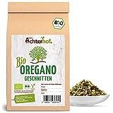 Oregano Bio getrocknet gerebelt (250g)   Organic Wild Marjoram   Premium Gewürz vom Achterhof