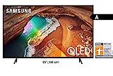 Samsung Q60R 138 cm (55 Zoll) 4K QLED Fernseher (Q HDR, Ultra HD, HDR, Twin Tuner, Smart TV) [Modelljahr 2019]