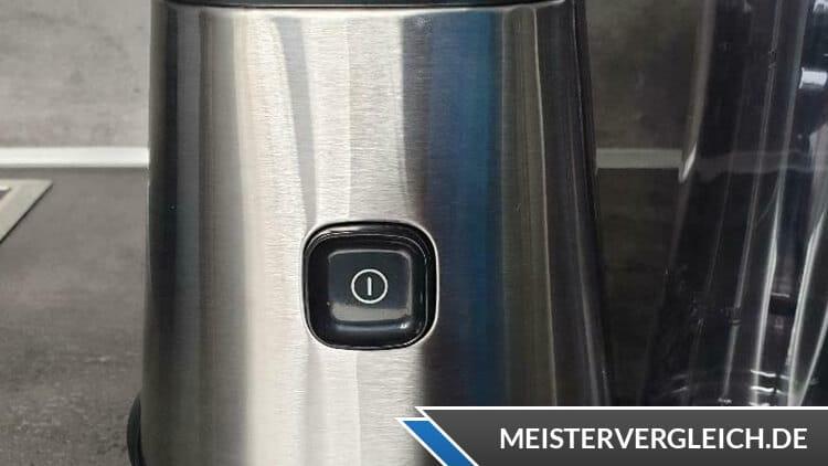 AEG PerfectMix SB 2400 Mini Mixer Schalter