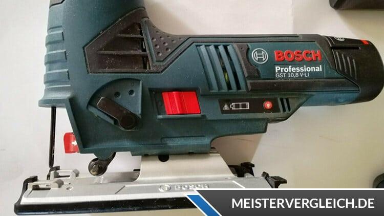 Akku Stichsäge Bosch Test