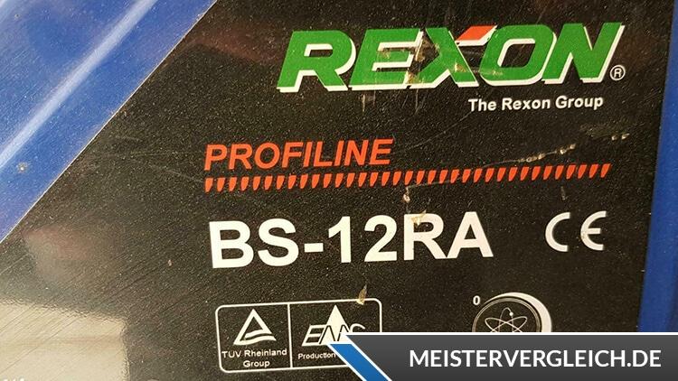 Bandsägen von Rexon