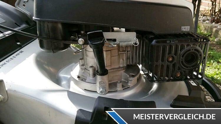 Benzin Rasenmäher Motor