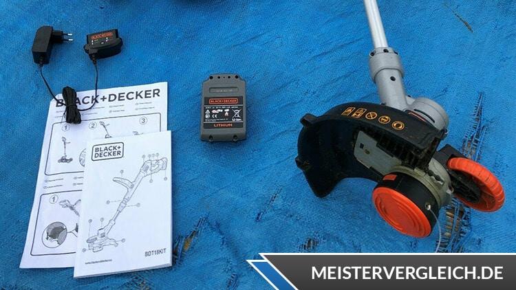 Black+Decker STC1820CM Lieferumfang