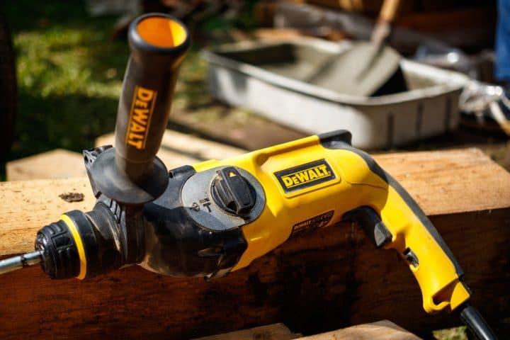 DeWalt Bohrhammer
