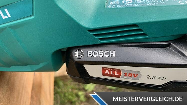 Bosch AHS 50-20 LI Akku