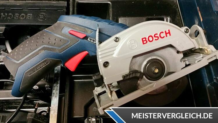 Bosch GKS 10,8 V-LI 06016A1000 Akku Handkreissäge