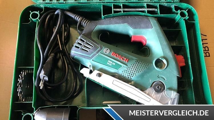 Bosch Handkreissäge PKS 16 HomeSeries Test