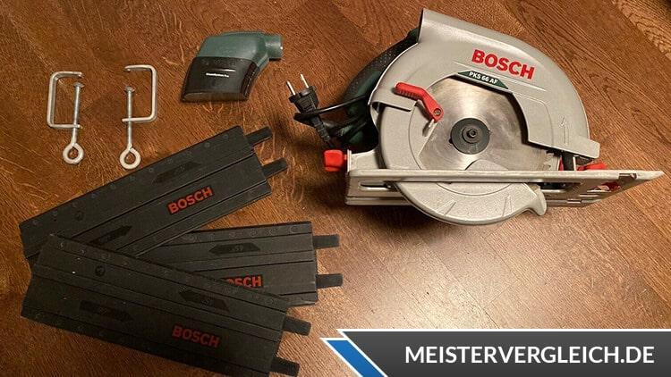 Bosch Handkreissäge PKS 66 AF Home Series Lieferumfang